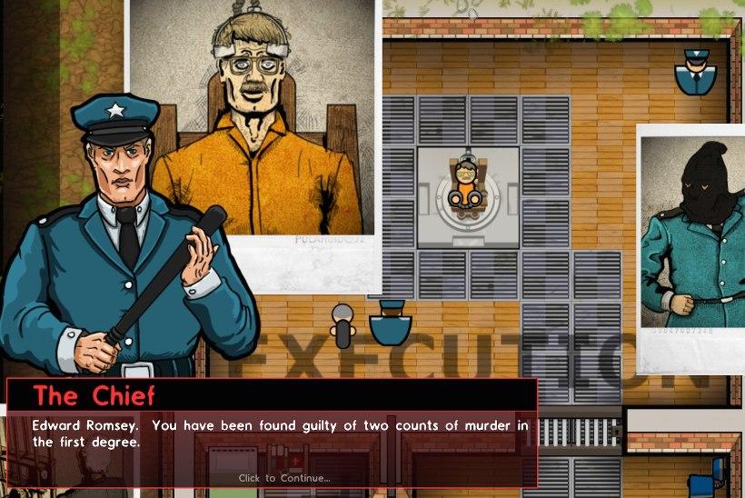 Selle mängu tasuta allalaadimine sulle vanglakaristust kaela ei too!