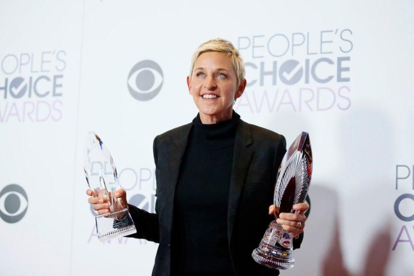 Ellen DeGeneres piinleb koroonaviiruse tõttu hirmsates seljavaludes