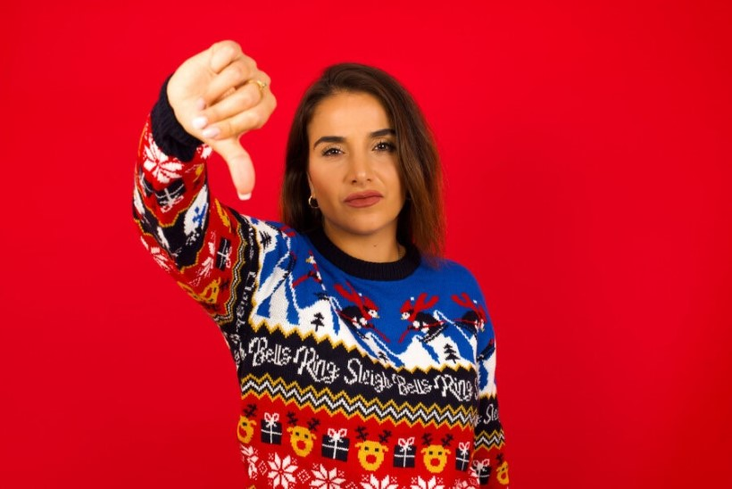 Ei koledatele jõulukampsunitele! Siin on 10 kampsunit, mis sobivad kandmiseks igas olukorras!