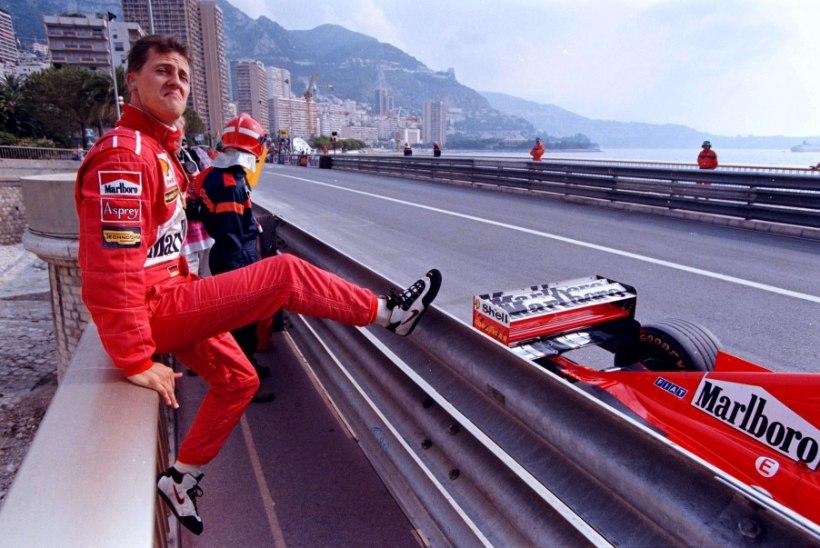 Vormel 1 legend: me keegi ei tea, kui palju Michael Schumacher ümbritsevast aru saab