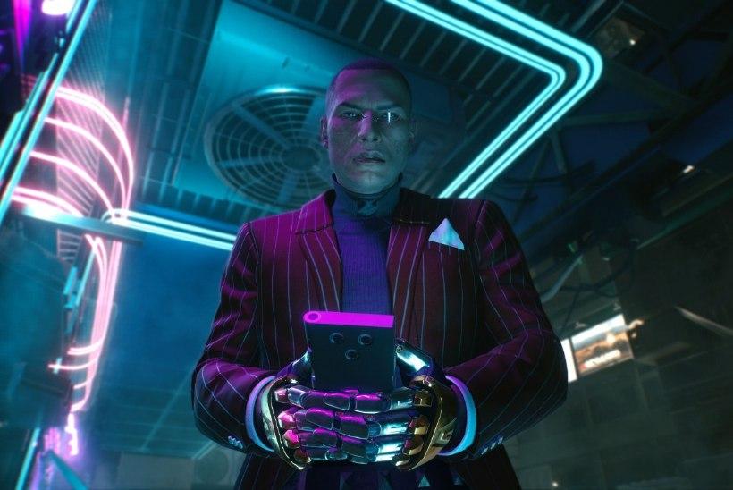 """OOTAMATU LÜKE: """"Cyberpunk 2077"""" eemaldati PlayStationi poest müügilt"""