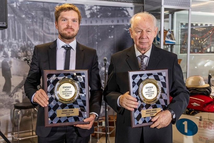 Eesti motosportlaste kuulsuste hall sai esimesed liikmed