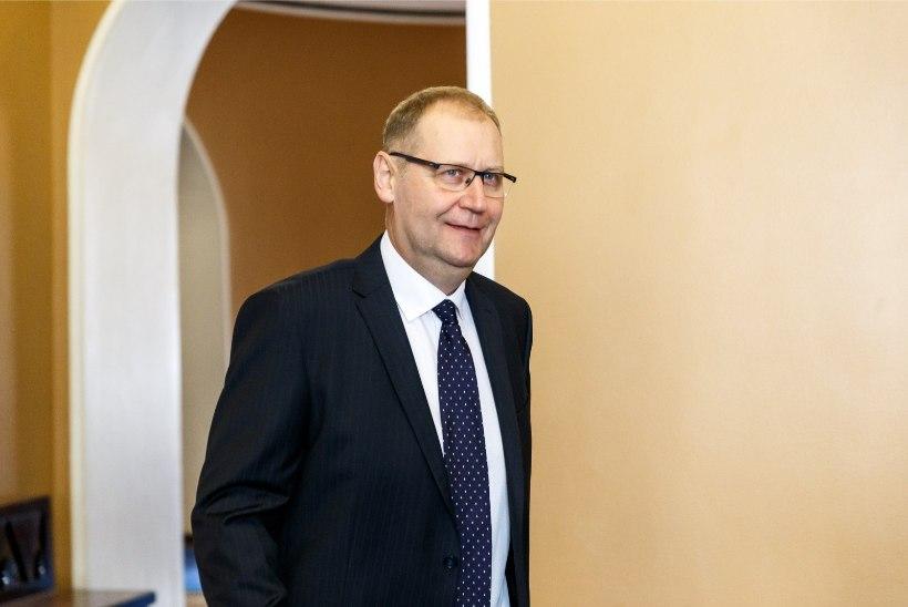 Endine Tartu linnapea on nakatunud koroonaviirusega