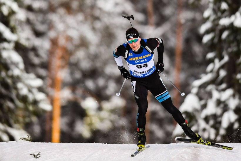 Jälitussõidu võit läks Norrasse, Ermits loovutas seitse kohta
