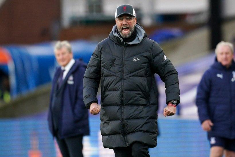 AJALOOLINE SAUN: Liverpool lõi Inglismaa kõrgliigas seitse vastuseta väravat