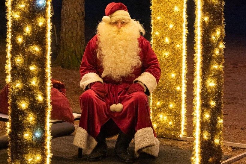 JÕULURÕÕM RIKUTUD: vandaalid lõhkusid Nõmmel koha, kus jõuluvana lapsi vastu võtab