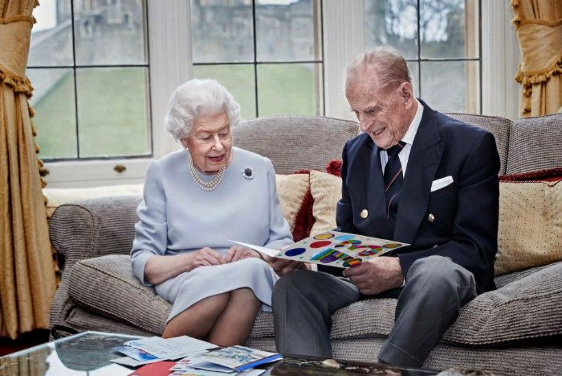 ÜKSILDASED JÕULUD: Elizabeth II ja Philip veedavad pühad kahekesi