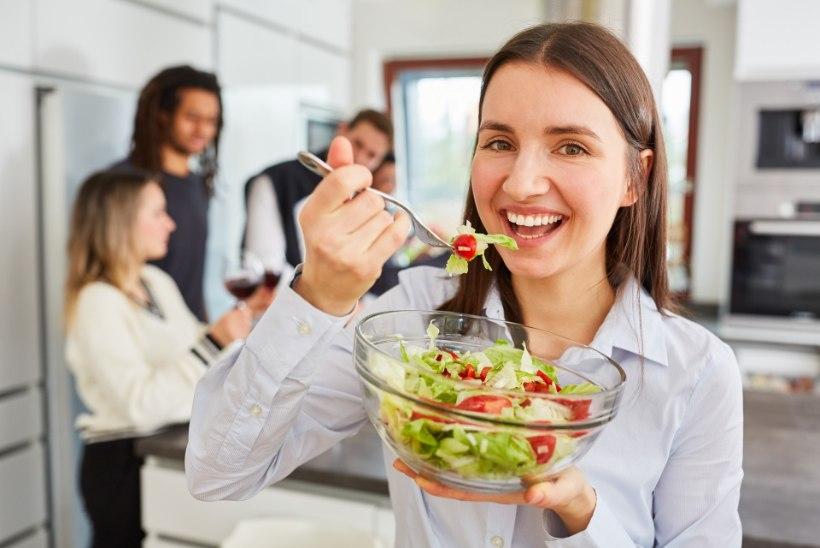 PERSONAALTREENER ÕPETAB: lihtsad nipid, kuidas kiirel ajal teha figuurisõbralikke toite