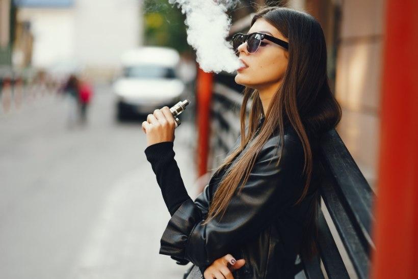 Suitsetamise maha jätmine oleks paljude jaoks parim jõulukink