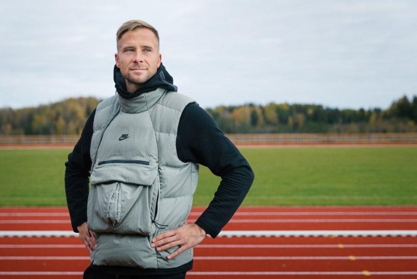 Rasmus Mägi lõpetas veemotosportlase valitsemisaja