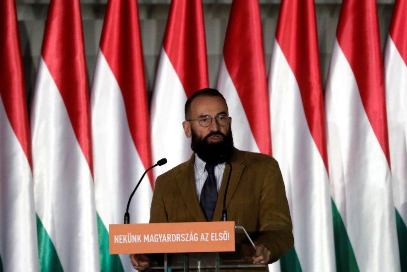 KUUM GEI-ORGIA BRÜSSELIS: ungarlasest konservatiiviga hullas ka Eesti diplomaat