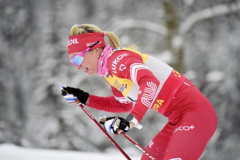 Rootsi ajakirjanik kahtlustab Ruka üllatajat dopingu tarvitamises. Jelena Välbe: ma ei kommenteeri idiootide kirjutisi