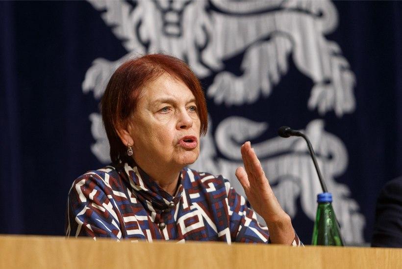 Irja Lutsar uuest koroonaviiruse tüvest: lennuliiklust ei piira, aga otsime mutatsiooni ka Eesti proovidest