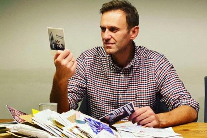 UPS! FSB töötaja kurtis Navalnõi mürgitamise ebaõnnestumist... Navalnõile endale!