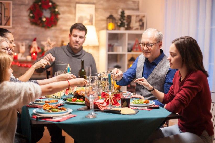 Olivia 5 retsepti, mis aitavad katta jõululauda ja täita kingikotti