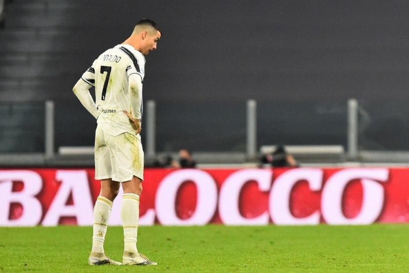 KARM! Juventus teenis kodumurul piinliku ketuka
