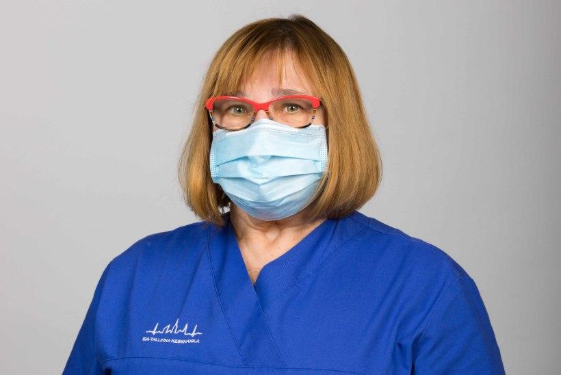 """Arst, kes on hingelt infektsionist: """"Kas ma tahaksin, et iga päev oleks Covid-situatsioon? Kindlasti mitte!"""""""