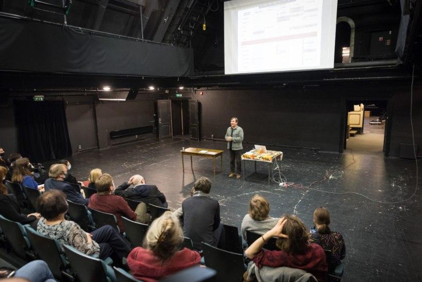 Elmo Nüganen lahkub Linnateatri peanäitejuhi kohalt: arvan, et olen oma olulisema sellele teatrile juba andnud