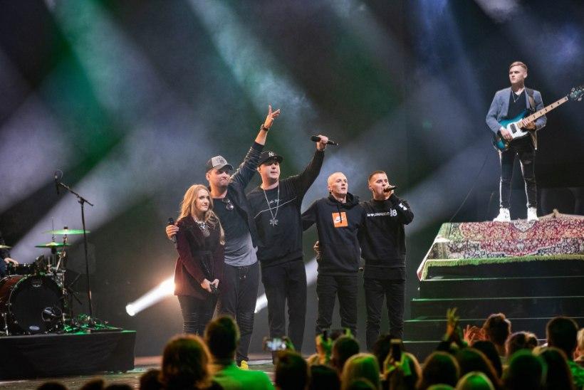 RÄPIPUNDI LÕPP? Põhja-Tallinna pillimees Hannes lahkus bändist. Jaanus Saks: uut liiget me veel ei otsi