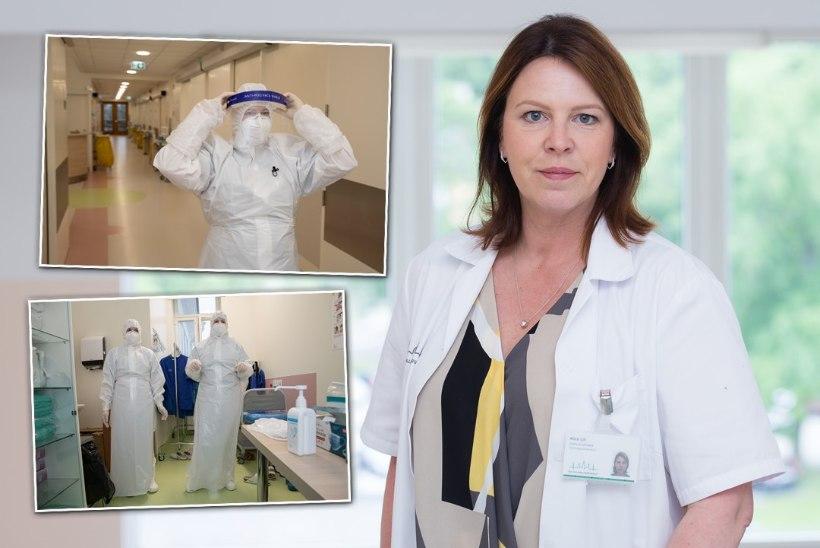 AASTA ARST ALICE LILL KOROONAHAIGETEST: haiglasse jõuab ka 30–60aastaseid, kelle seisund võib minna väga tõsiseks