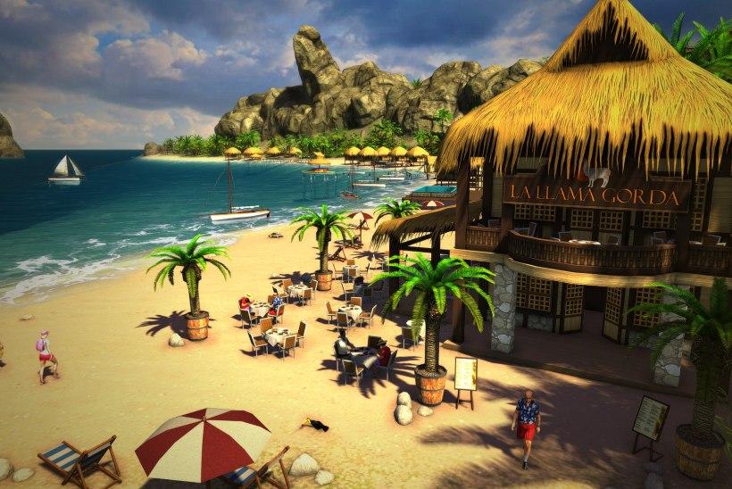 Tänane tasuta mäng viib su troopilisele saarele, kuid mitte puhkama!