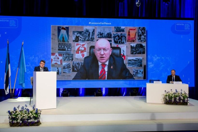 """Eesti aasta ÜRO julgeolekunõukogus: """"Ei saa eitada, et mõnele alalisele liikmele meie liikmelisus rohkem pingeid tekitab."""""""