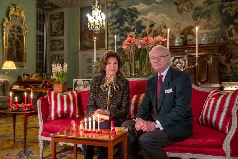 LEIN JA RÕÕM KÄSIKÄES: kuninganna Silvia tähistab 77. sünnipäeva