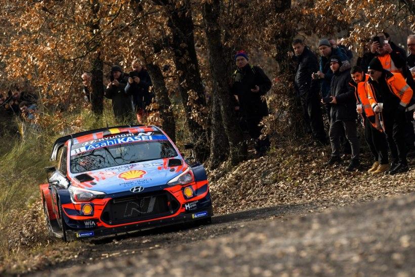 FIA rallidirektor on optimistlik: oleme üsna kindlad, et Monte Carlo ralli toimub