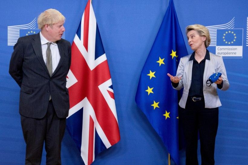VIIMASEL HETKEL! Suurbritannia ja Euroopa Liit jõudsid leppeni, britid kiitsid selle juba heaks
