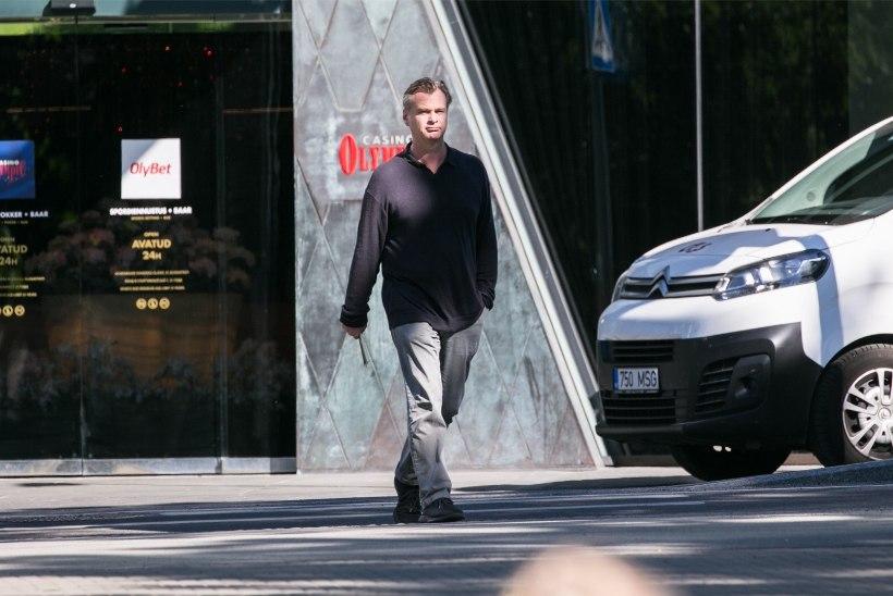 """Nolan kartis, et eestlased jätavad ta juba pärast esimest """"Teneti"""" võttepäeva maha"""