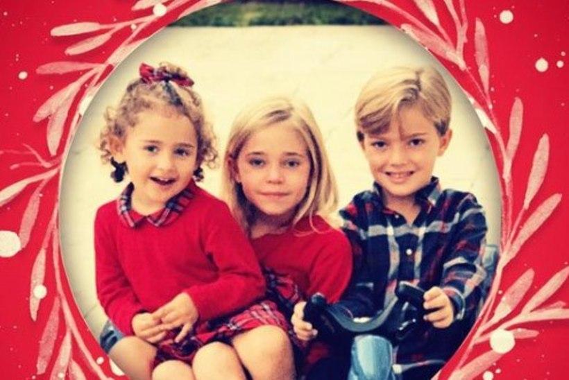 Vaata Rootsi kuningakoja noorrahva jõulutervitusi!