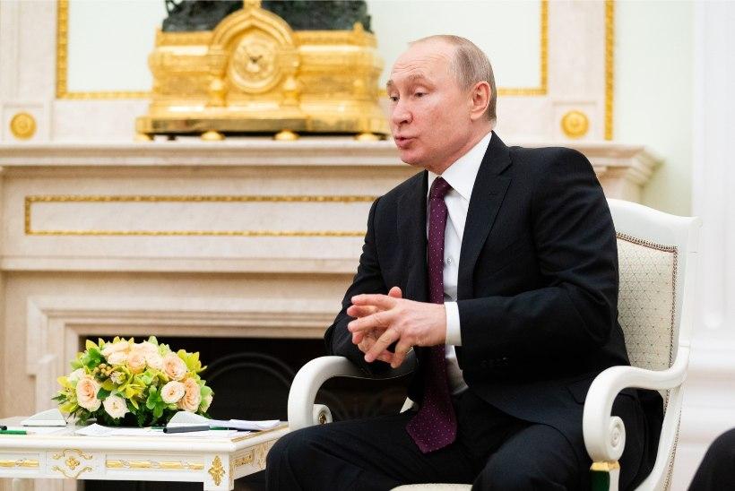 Putin laseb endale süstida koroonavaktsiini Sputnik V
