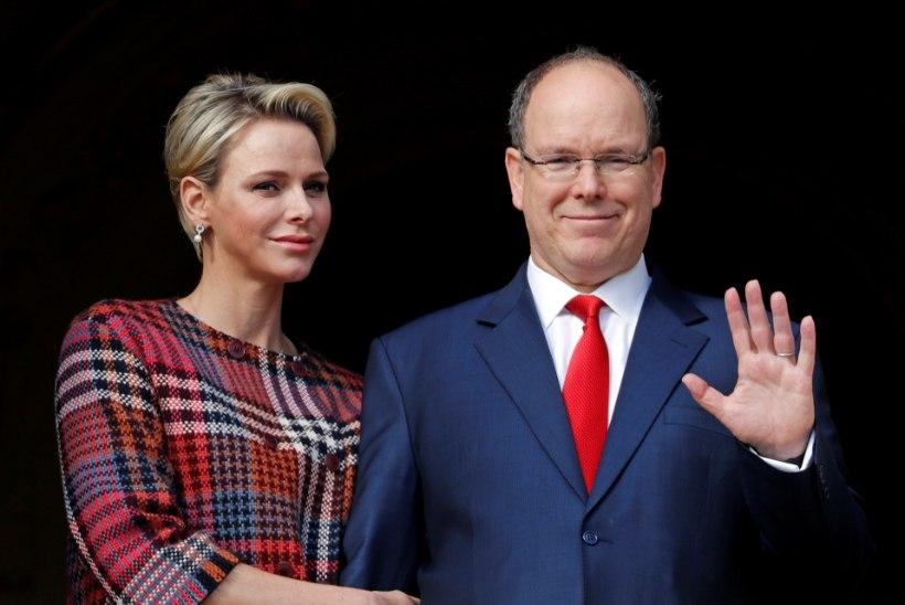 SKANDAAL: kas Monaco vürstil on kolmaski sohilaps?!