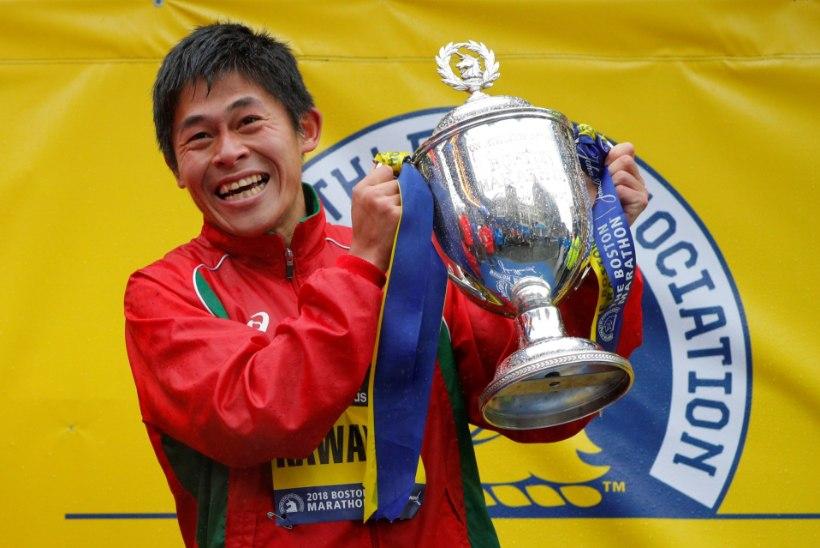 Jaapani pikamaajooksja püstitas erilise maailmarekordi