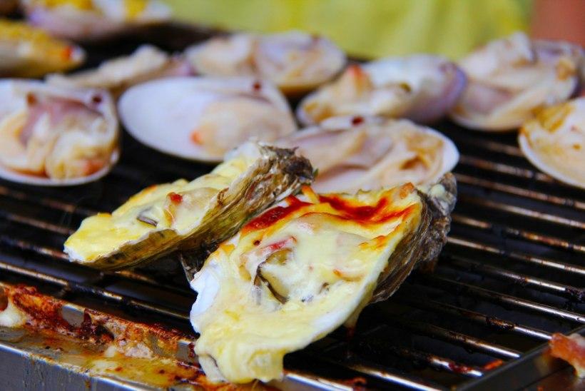 Mikroplast ohustab inimesi ka mereandide söömisel