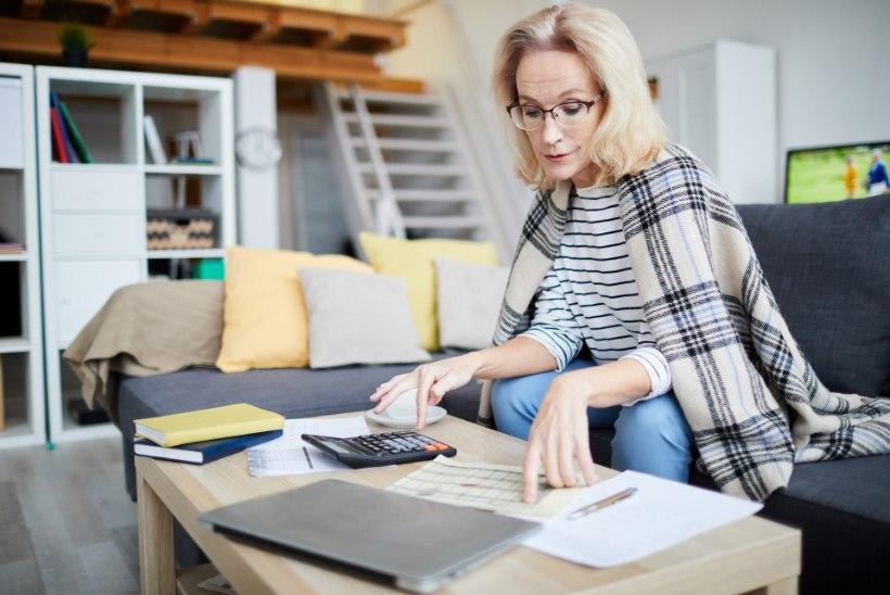 Kui palju pead maksma tulumaksu pensioniraha väljavõtmisel?