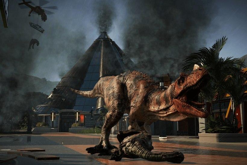 Aasta viimane tasuta mäng toob dinosaurused tänapäeva