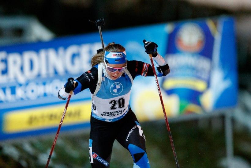 Naiste sprindivõit läks Rootsi, Talihärm sai Eesti parimana 38. koha