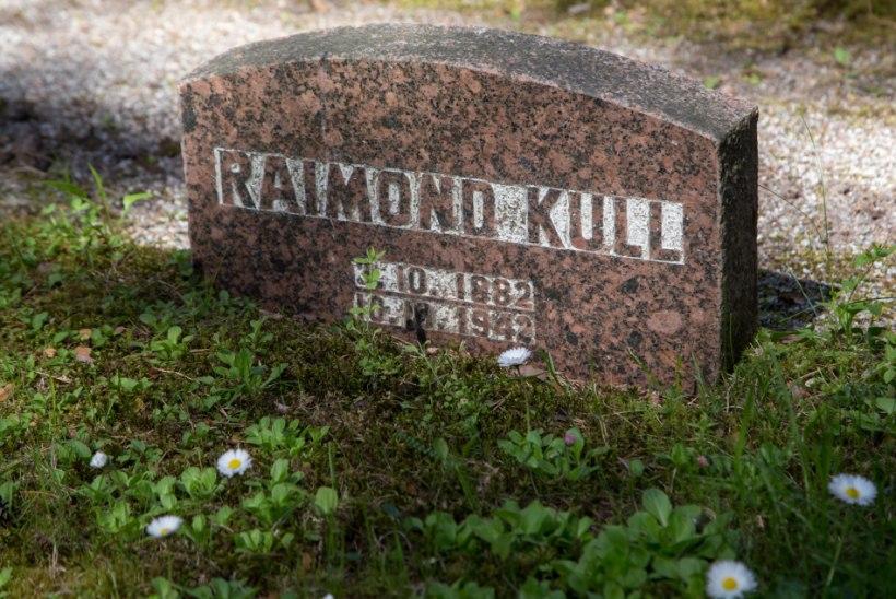 Voldemar Kuslapi kalmukolumn   Estoonlaste viimne puhkepaik