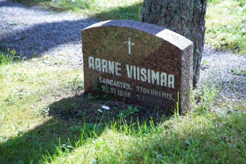 Voldemar Kuslapi kalmukolumn | Estoonlaste viimne puhkepaik