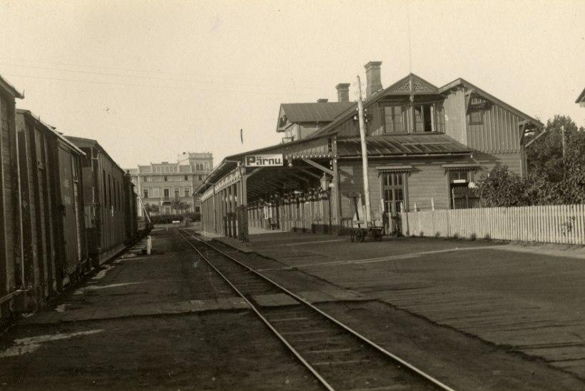 NOSTALGIAVIKTORIIN | Rongid ja raudteed