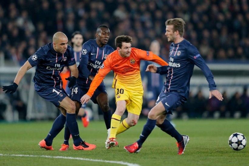 Kas Beckham ja Messi ühendavad jõud?