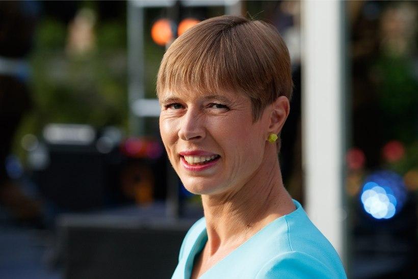 SÜNNIPÄEVAGALERII | Palju õnne, president Kersti Kaljulaid!