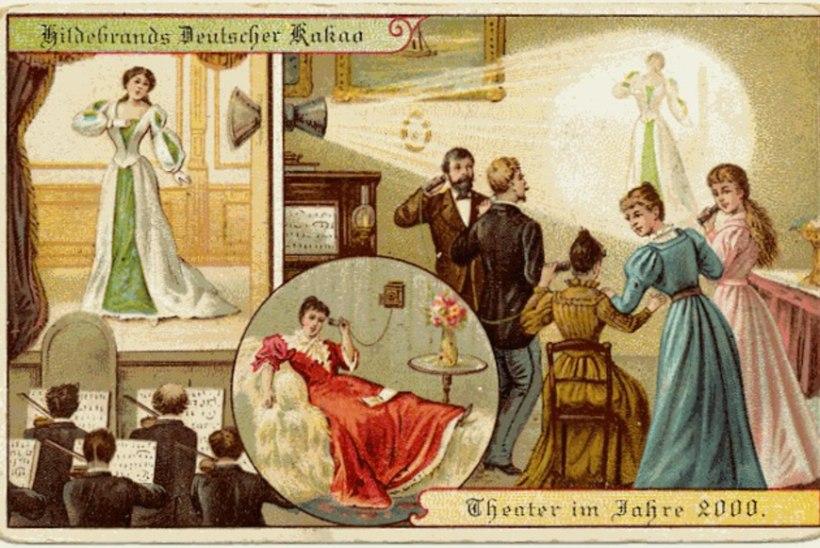 TULEVIK ON KÄES! Kuidas kujutasid praegust aega ette inimesed sada aastat tagasi?
