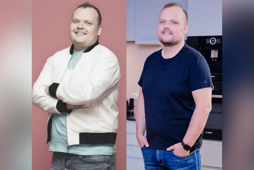 Andres Puusepp testis Eesti kõige populaarsemat kaalulangetuse meetodit ja kaotas 16 kilogrammi