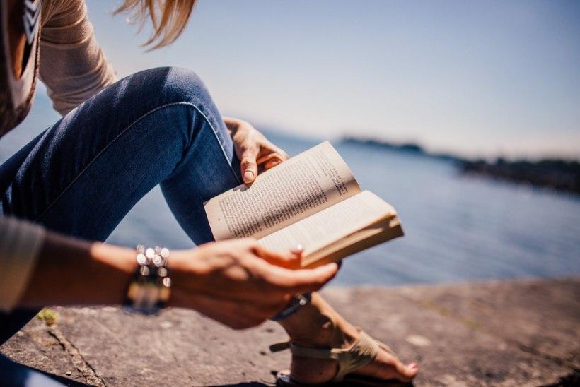 10 head põhjust: miks on raamatute lugemine kasulik harjumus?