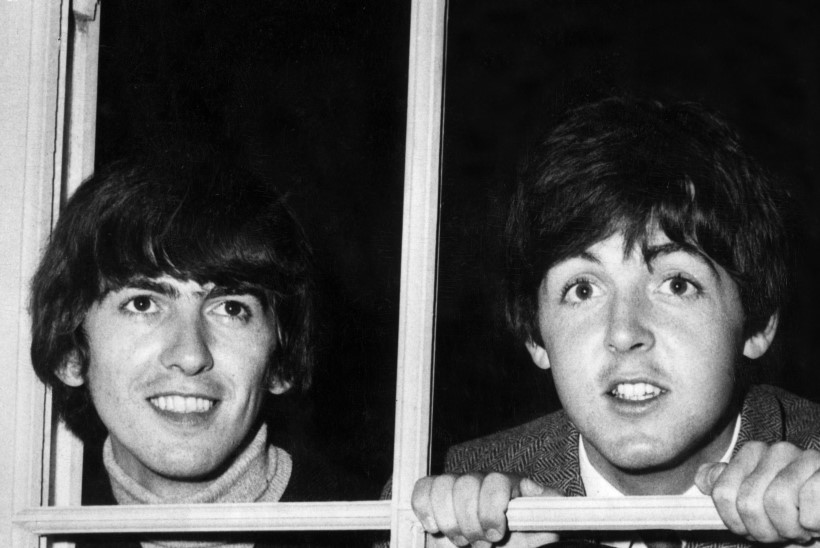 Paul McCartney räägib kadunud George Harrisoniga ikka veel