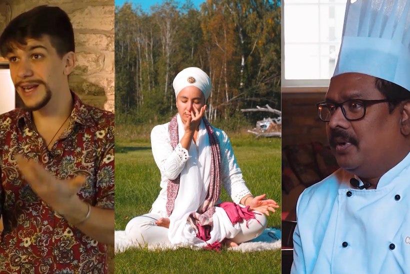 ÕL VIDEO   Küsimus siin elavatele välismaalastele: mis sulle Eesti juures kõige rohkem meeldib?