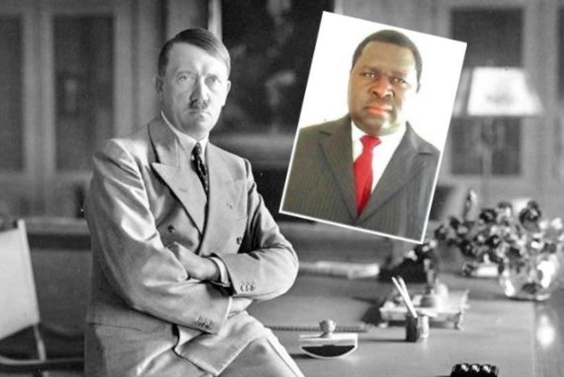 Namiibia kohalike valimiste üheks võitjaks oli Adolf Hitler