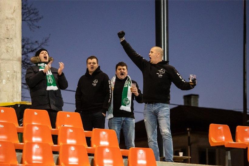 Eesti jalgpallimeister FC Flora määrati eneseisolatsiooni